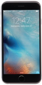 Apple iPhone 6s 64 GB US Warranty Unlocked Cellphone - Retail Packaging (Space Gray)