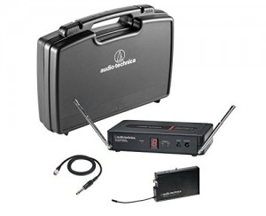 Audio-Technica PRO-501G Pro Series 5 Frequency-Agile Diversity UHF Wireless Guitar System