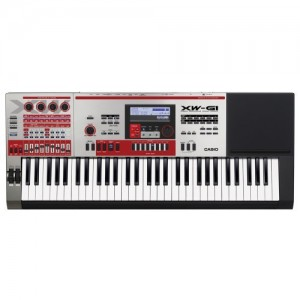 Casio XWG1 61-Key Groove Synthesizer Casio