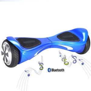 Generic Self-Banlancing Scooter Two Wheel Scooter Electric Unicycle Drifting Scooter Adult & Kids Transporter with Colorful LED Light