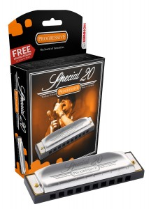 Hohner Special 20 Harmonica, Major