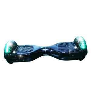 Hot Sale 6.5 Inch Black N6 Self-balancing Scooter Hoverboard Smart Board Drifting Board with Marquee &Efficient Lithium Battery
