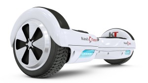 Kash Technology HoverBoard Mini Two-wheel Self-balancing Electric Smart Scooter with LED Light