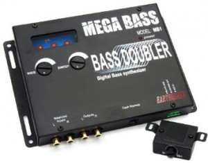 MB1 - Earthquake Mega Bass Digital Synthesizer