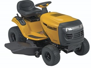 Poulan Pro PB195A46LT 19.5 HP Auto Transmission Lawn Tractor, 46-Inch (Discontinued by Manufacturer)