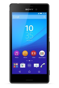 Sony Xperia M4 Aqua 16GB GSMLTE Unlocked Cell Phone - Black (U.S. Warranty)