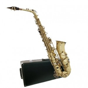 TYGENN AS-87 Intermediate High F# Eb Alto Saxophone
