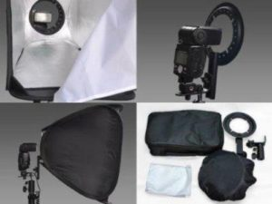 "softbox DMK""Foto for glimmer and blaze with stand"
