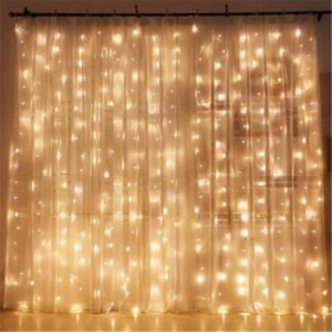 Twinkle Star 300 LED Window