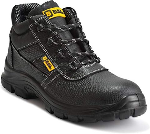 Black Hammer Leather Waterproof 1007-Best for comfort