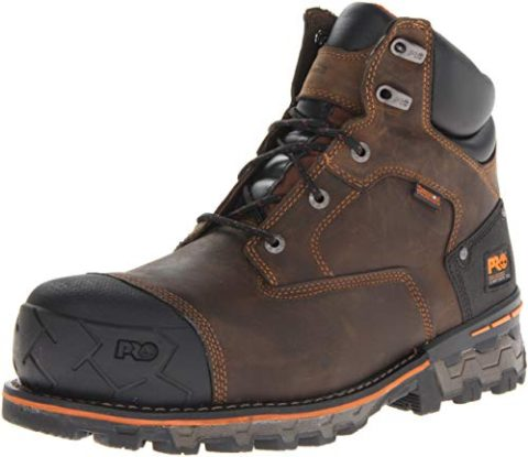 Timberland PRO Waterproof Non-Insulated Distressed-Bestfor snow works