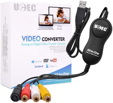 UCEC -The best and easier converter