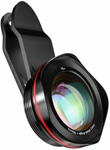 Aoqi phone camera lens-The best phone camera lens for minimum reflections