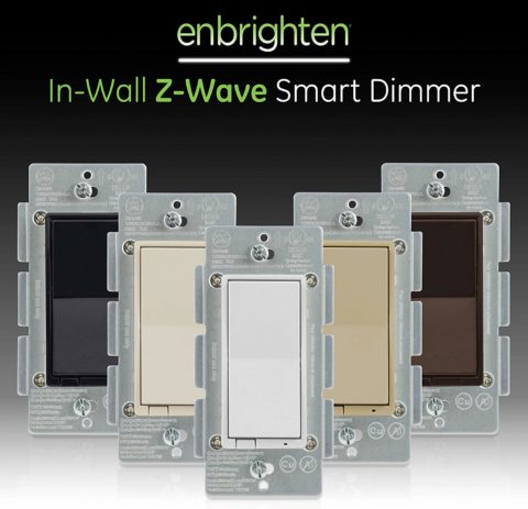 GE Enbrighten WiFi light switch-The best smart Wi-Fi light switches the automatic lighting system