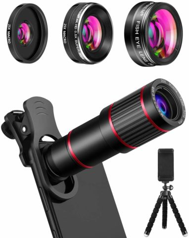 MACTREM phone camera lens-The best phone camera lens for quality pictures