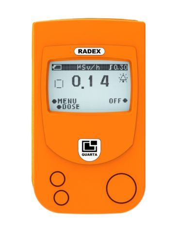 RADEX Geiger counter-The best Geiger counter for industrial application