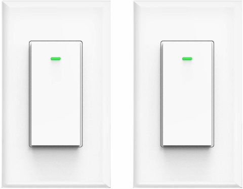 Kuled smart Wi-Fi light switches-The best smart Wi-Fi light switches for the budget