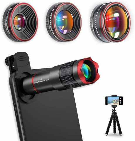 Selvim phone camera lens-The best phone camera lens for clear images