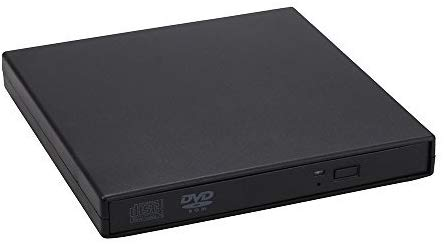 ZSTBT USB 2.0 External Portable CD-RW DVD ROM Combo Burner Drive