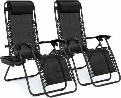 Best Choice Products Zero Gravity chair-for pleasure