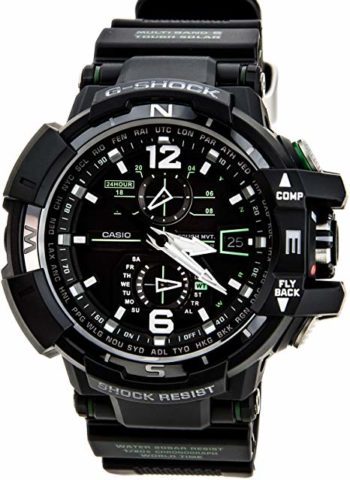 Casio G Shock GWA 1100-1A3 watch-The best and characteristic g shock watch
