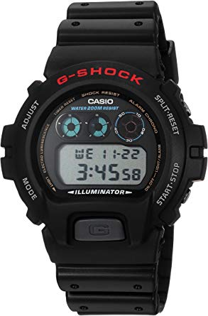 Classic Casio Men's G Shock watch-The best and usual g shock watch