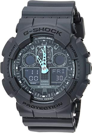 G Shock GA 100 Men's Watch-The best and typical g shock watch