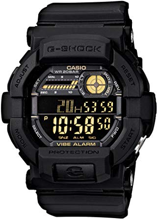 G Shock Men's GD 350 Watch-The best and definitive g shock watch