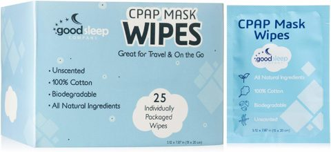 GoodSleep Company CPAP cleaner-The best CPAP cleaner for destructive agents