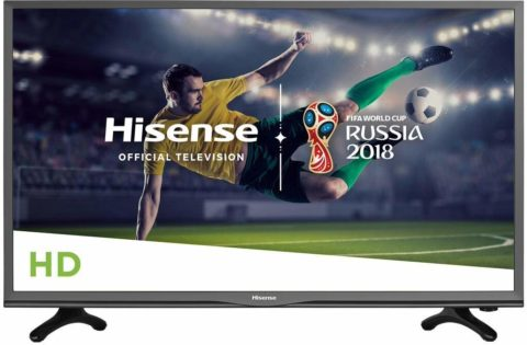 Hisense 40H3080E 40inch TV-The best 40inch TV for quality contrast ratio