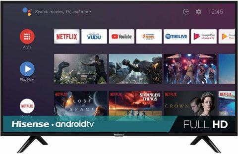 Hisense 40H5590F 40inch TV-The best 40inch TV for the right colors