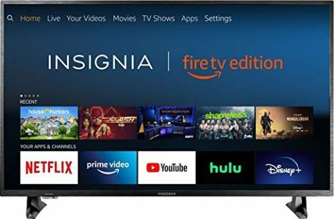 Insignia NS-39DF510NA19 40inch TV-The best 40inch TV for HD quality