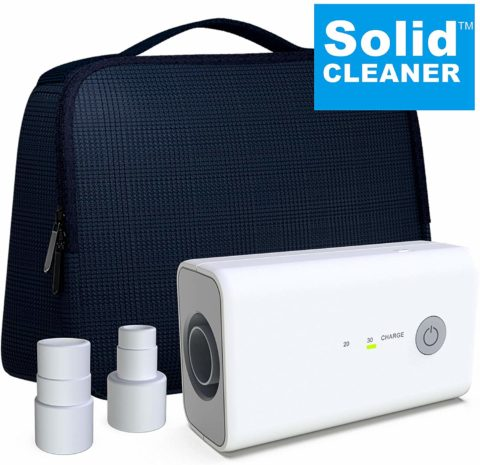 New SolidCLEANER CPAP cleaner-The best CPAP cleaner for versatility