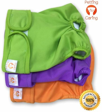 Pet Magasin Dog diapers-The best and durable dog diapers