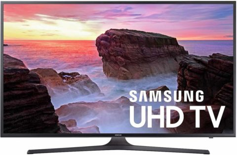Samsung Electronics UN40MU630D 40INCH Refurbished TV-The best 40inch TV for those with a limited budget