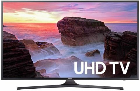 Samsung Electronics UN40MU6300 40inch TV-The best 40inch TV for home viewing