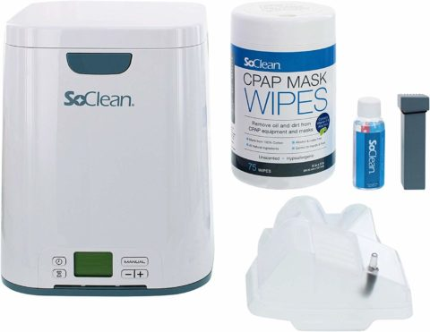 SoClean 2 CPAP cleaner-The best CPAP cleaner for quality