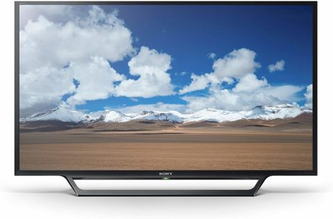 Sony KDL32W600D 32 inch smart TV-The best 32 inch TV for office use