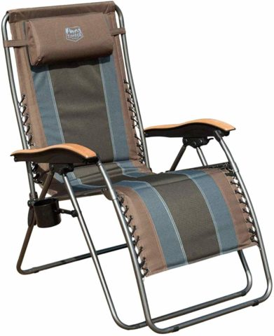 Timber Ridge Zero Gravity chair outdoor-for consolation