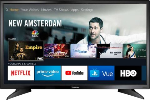 Toshiba 32LF221U19 32inch TV-The best 32inch tv for clear pictures