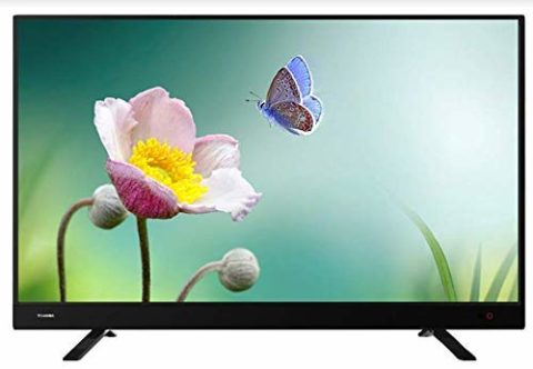 Toshiba T40L3750VQ 40inch TV-The best 40inch TV for the best refresh rate