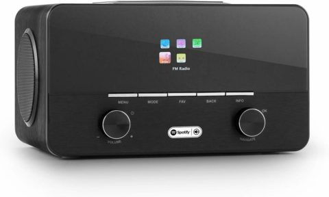 Auna Wi-Fi radio-The best Wi-Fi radio for the appearance