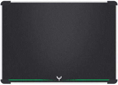 Blade Hawks Gaming Mouse Pad W Double-Sided Aluminum Core Mouse mat, Non-Slip Rubber Base & Micro Sand Blasting Surface for Fast and Accurate Control