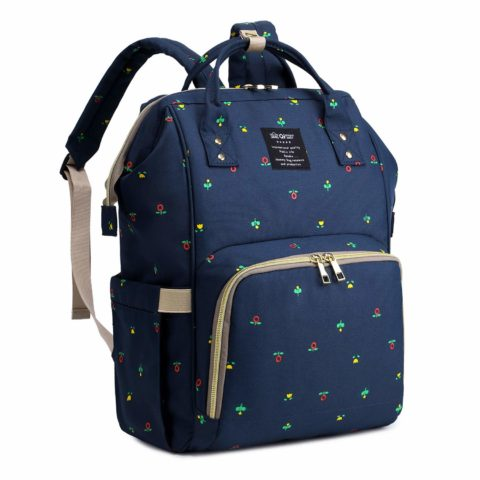 Qimiaobaby Diaper Bag Backpack, baby Nappy storage travel bag