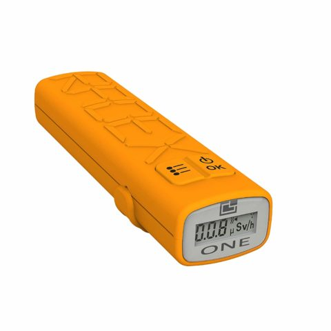 RADEX ONE Personal RAD SafetyOutdoor Edition High Sensitivity Compact Personal Dosimeter